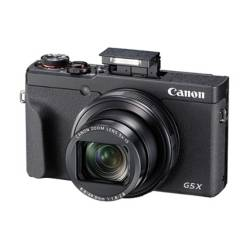 Canon - Cámara semiprofesional Canon Powershot G5X Mark II