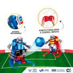 Toylogic - Set Robots fútbol