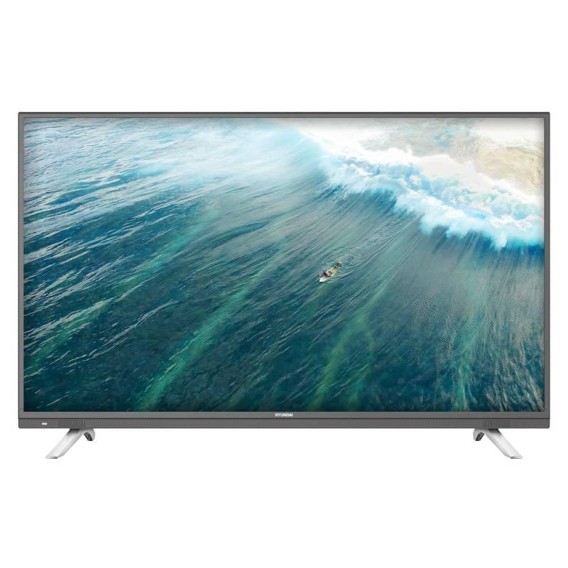 Hyundai - Televisor 49 pulgadas LED 4K Ultra HD HYLED4916iM4K