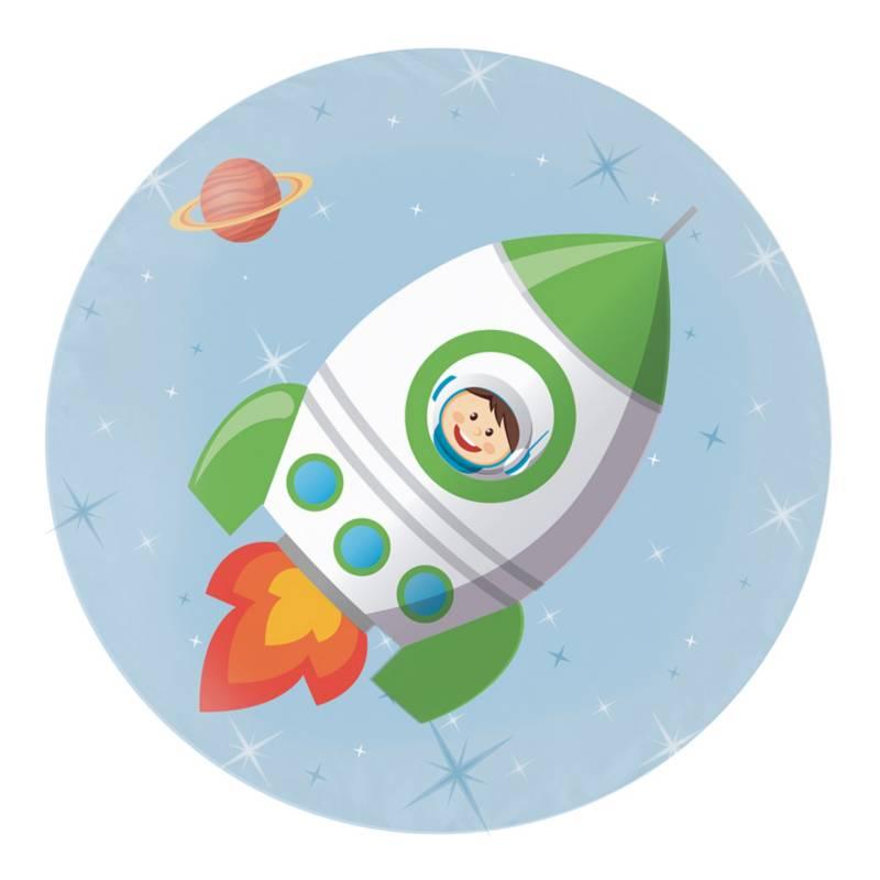 Aloha baby - Tapete bebé astronauta niño