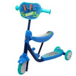 Paw Patrol - Scooter Convertible
