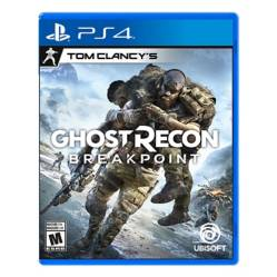 Ubisoft - Ghost Recon Breakpoint PS4