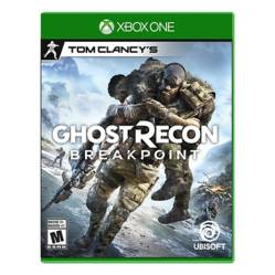 Ubisoft - Ghost Recon Breakpoint X-Box One