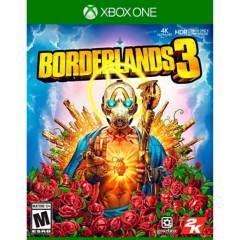 Gearbox Software - Borderlands 3 X-Box One
