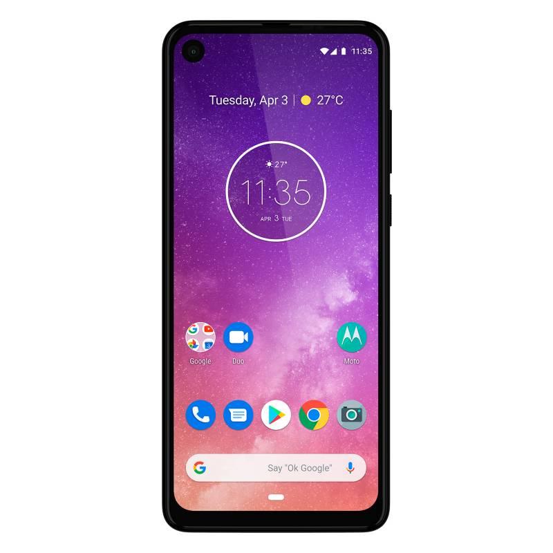 Motorola - Celular Motorola One Vision 128GB