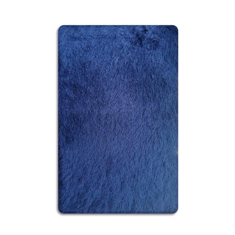 DIB - Alfombra Butan 120 x 170 cm Azul Oscuro