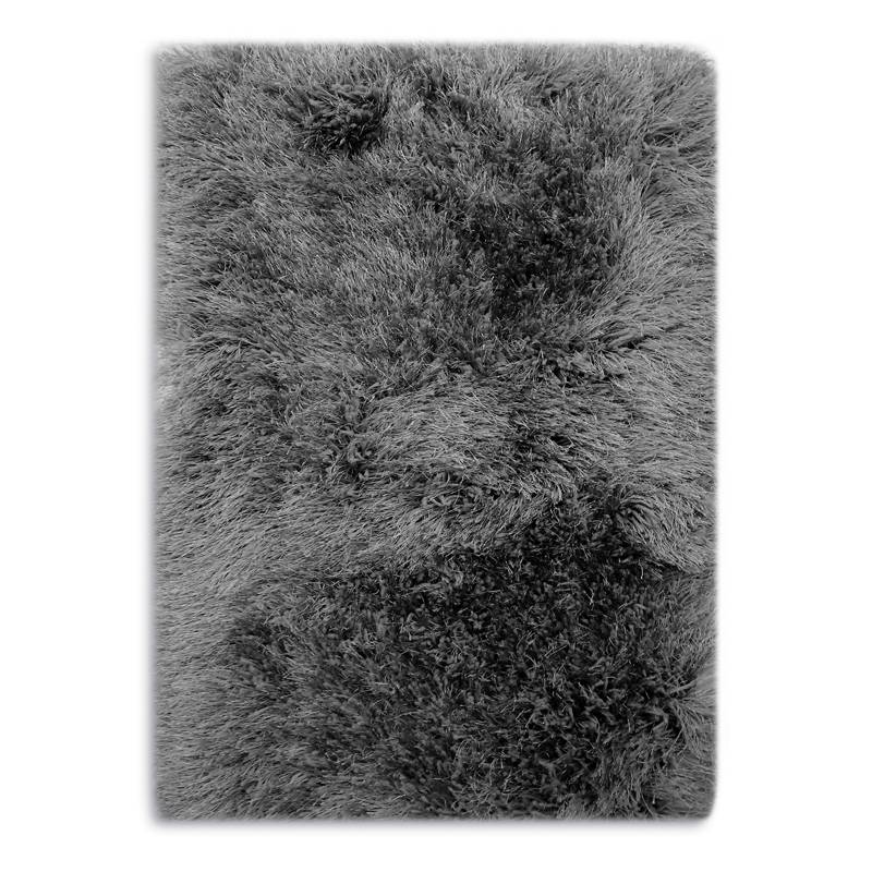 DIB - Alfombra Buxa 120 x 170 cm Gris Oscuro