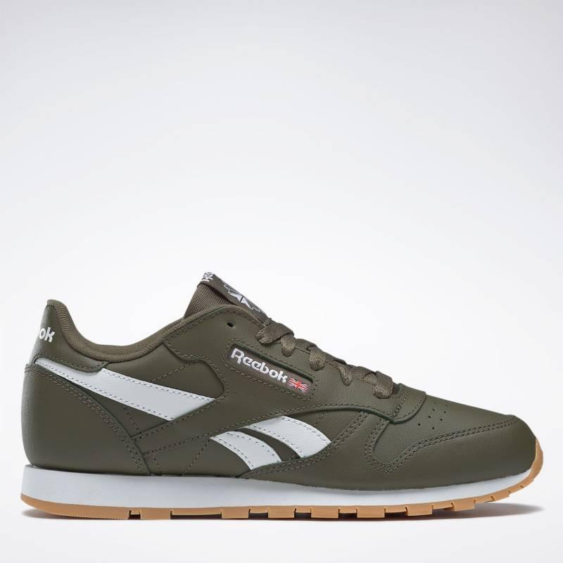 Reebok - Tenis Moda Niño Classic Leather