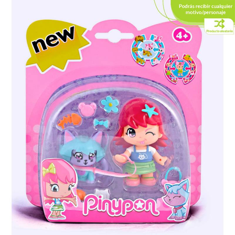 Pinypon - Pinypon figuras Básica