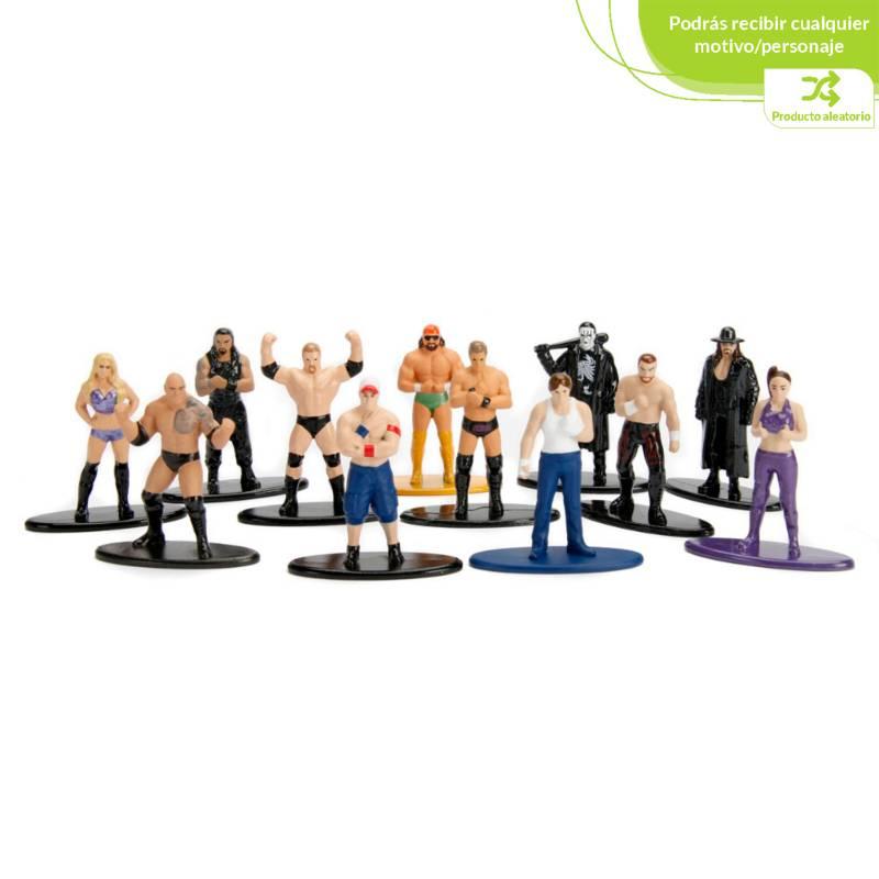 """Boing Toys - Nano metal wwe figuras 1.65"""" Boing Toys"""