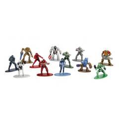 """Boing Toys - Nano metal halo figuras 1.65"""" Boing Toys"""