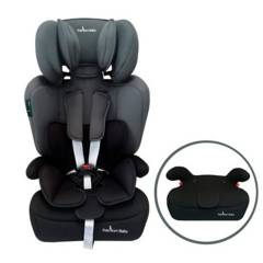 Premium Baby - Silla de Carro Go Gris