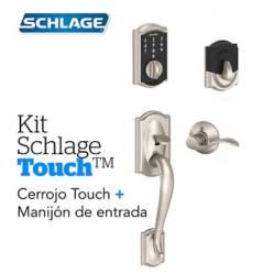 Kit Touch Camelot Satin+Manijon Izquierda