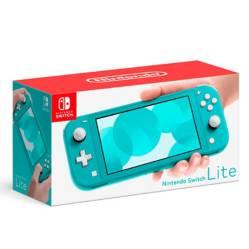 Nintendo - Consola Nintendo Switch Lite 32GB