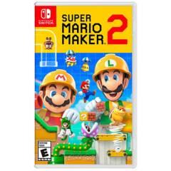 Nintendo - Videojuego Super Mario Maker 2 Switch