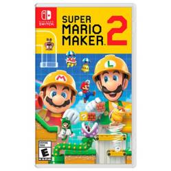 Nintendo - Videojuego Super Mario Maker 2 Switch