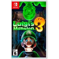 Videojuego Luigi's Mansion 3 Switch
