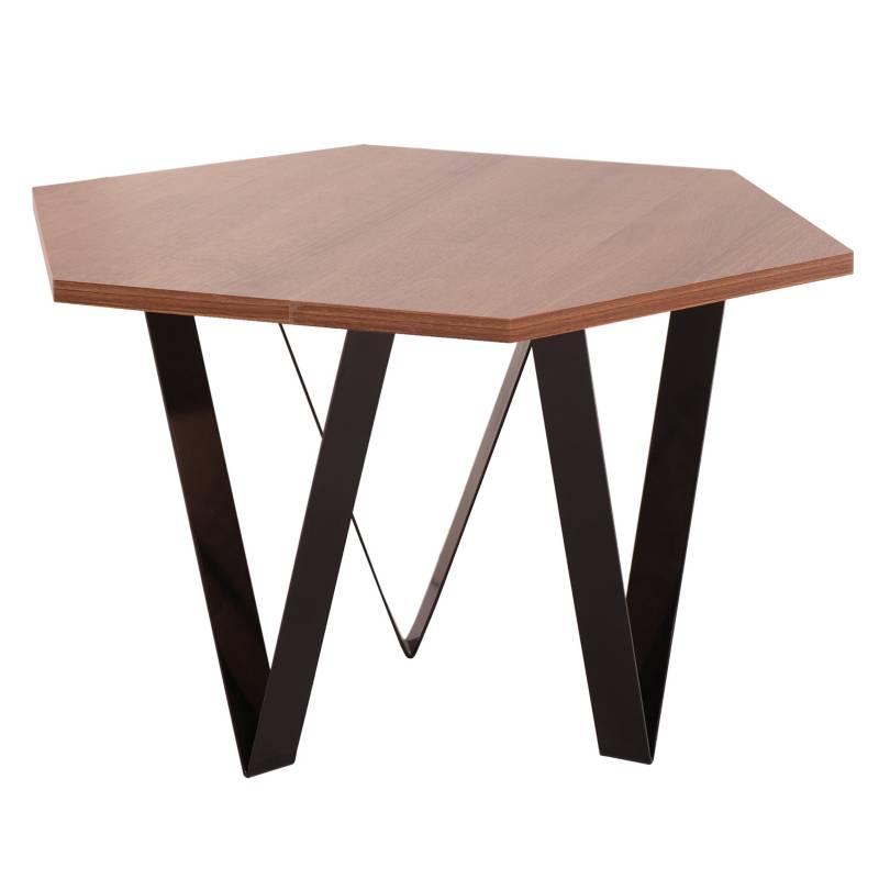 DKO Design - Mesa Hexagonal Amaretto 60 cm