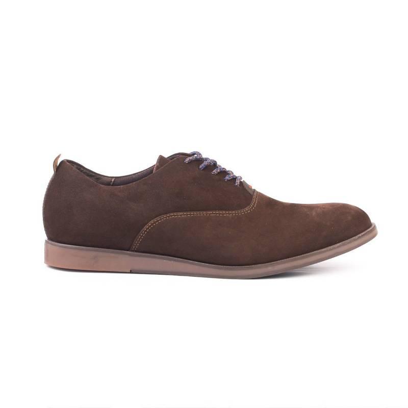 San Polos - Zapato Para Hombre San Polos  3105 Cafe