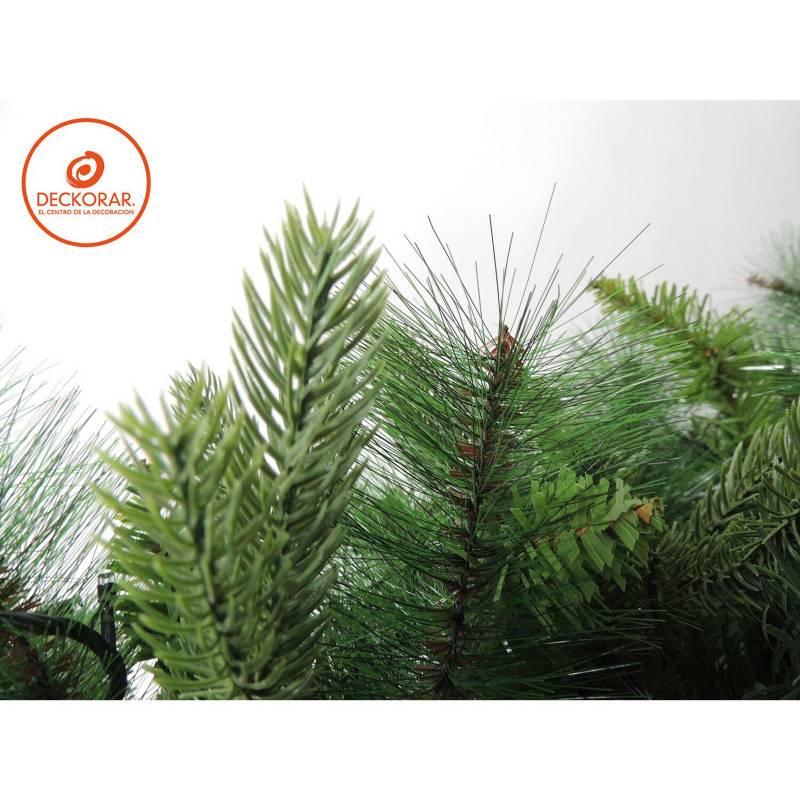 Deckorar - Árbol de navidad Everest 210 centímetros