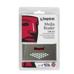 Kingston - Lector de Tarjeta Kingston SD - Micro SD a USB 3.0