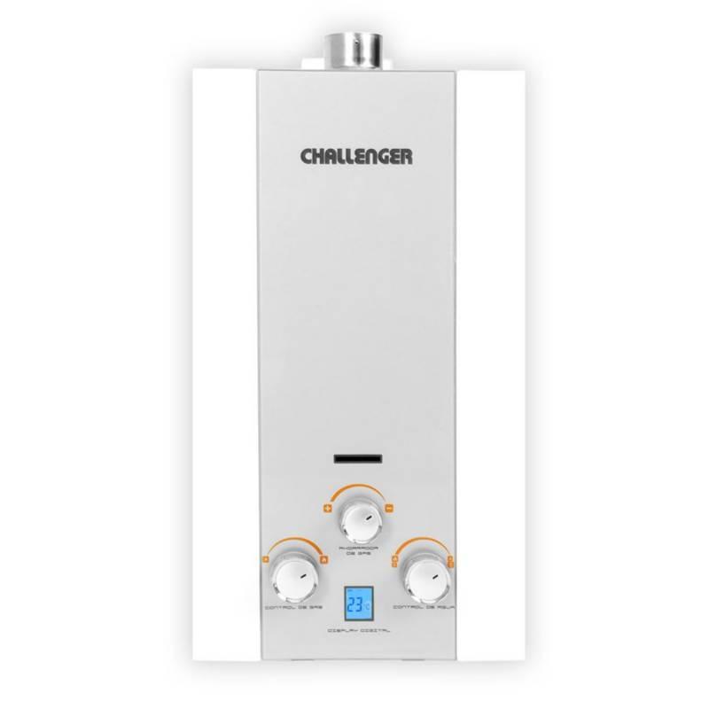 Challenger - Calentador 6Lt Whg7062 Gm