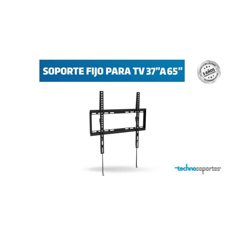 Technosoportes - Soporte fijo para tv de 37 a 55 pulgadas