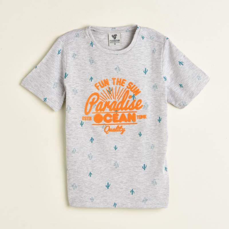 Federation - Camiseta Niño Juvenil Federation