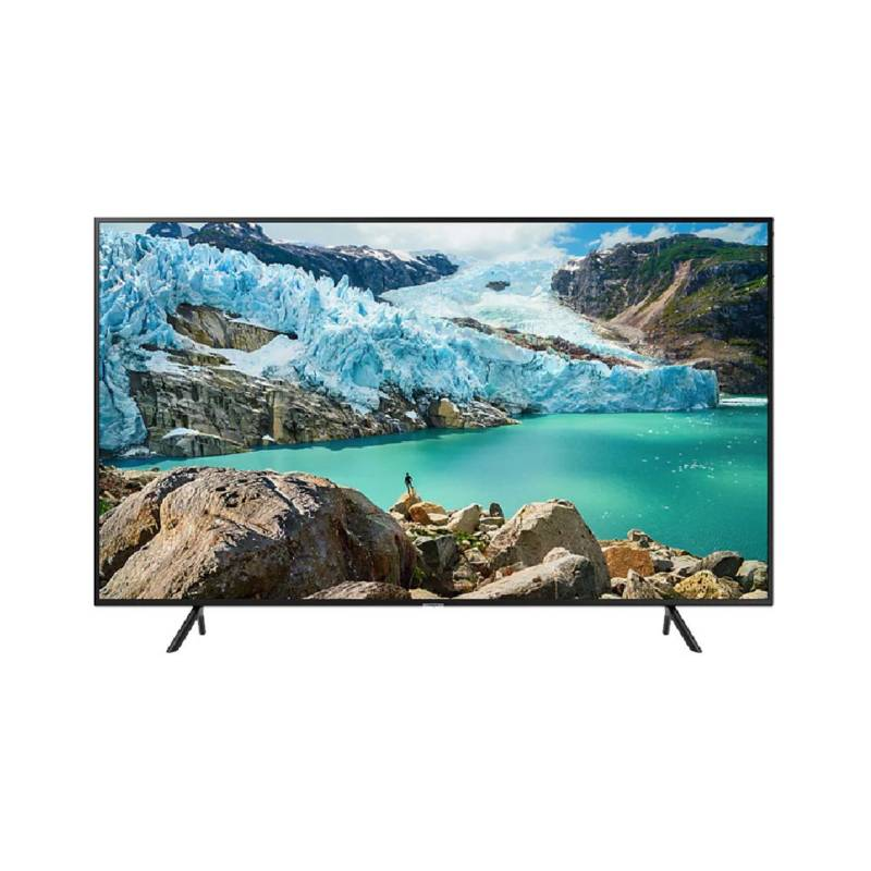 Samsung - Televisor Samsung 55 pulgadas uhd 4k smart plano