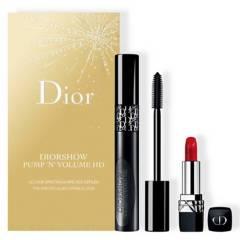 Dior - Pestañinas Set Diorshow Pump N Volume Offer
