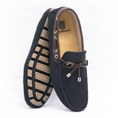 F NEBULONI - Zapato Hombre F.Nebuloni Casual Tipo Mocasín