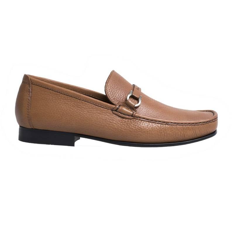 F NEBULONI - Zapato Hombre F.Nebuloni Clasico Color Bronce