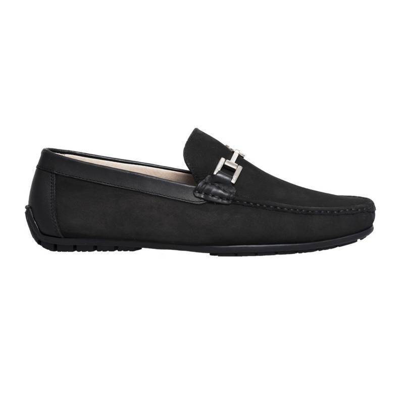 F NEBULONI - Zapato F.Nebuloni Casual Tipo Mocasín Color Negro