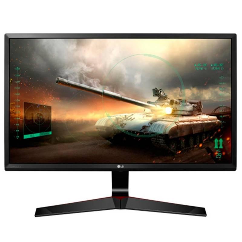 LG HARDWARE - Monitor Lg 24Mp59G Gaming Led Ips 23.8 Plg