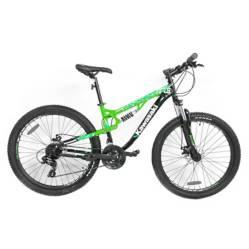 Kawasaki - Bicicleta de Montaña Kawasaki Expert 27,5 Pulgadas