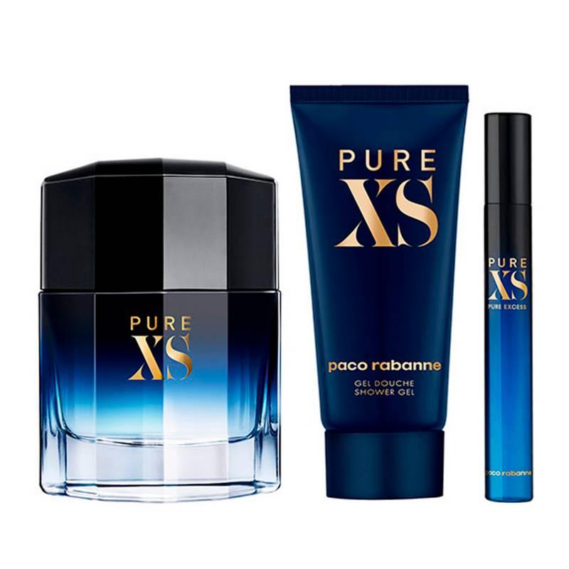 Paco Rabanne - Set de Perfume Paco Rabanne Pure XS Hombre