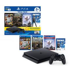 Sony - Consola PS4 1TB