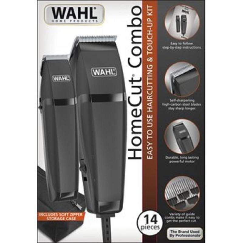 Wahl - Maquina de corte de pelo home cut combo79450-308