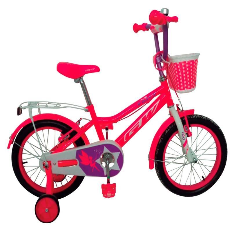 GW - Bicicleta Infantil GW Fairy 12 Pulgadas