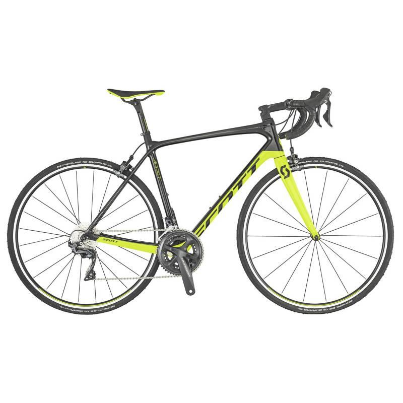 Scott - Bicicleta de Ruta 700c Addict 10 Carbón