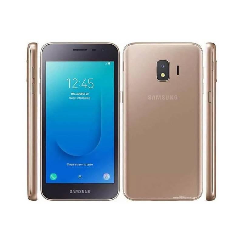 Samsung - Celular Samsung j2 core dorado 16 gb