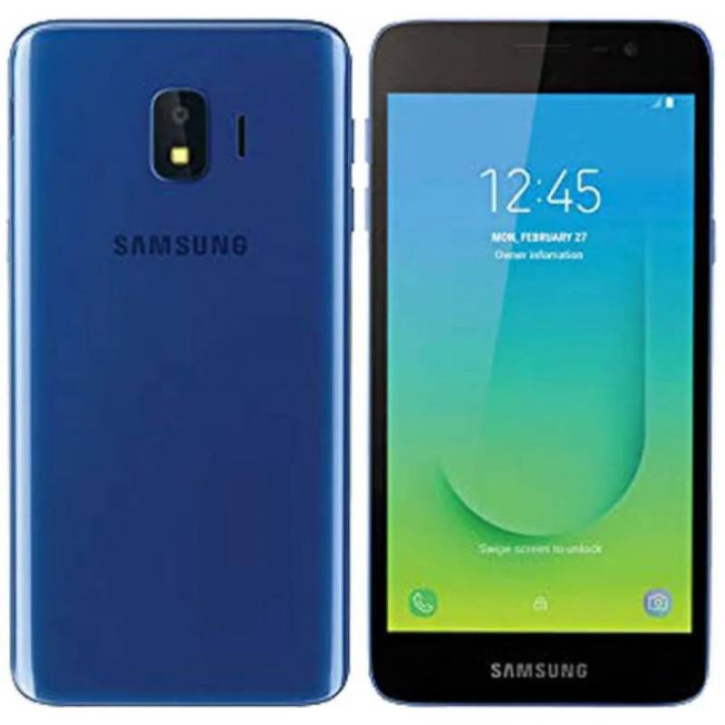 Samsung - Celular Samsung j2 core Azul 16 gb