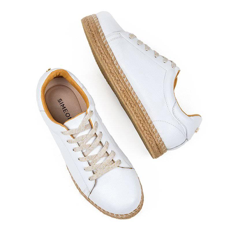 SIMEON - Zapatos casuales para mujer Jila