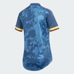 Adidas - Camiseta Selección Colombia Visitante Mujer