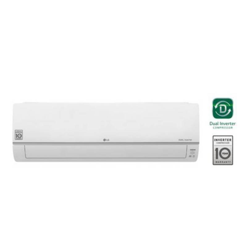 LG - Aire mini Split lg 12.000 btu inverter (sin kit)