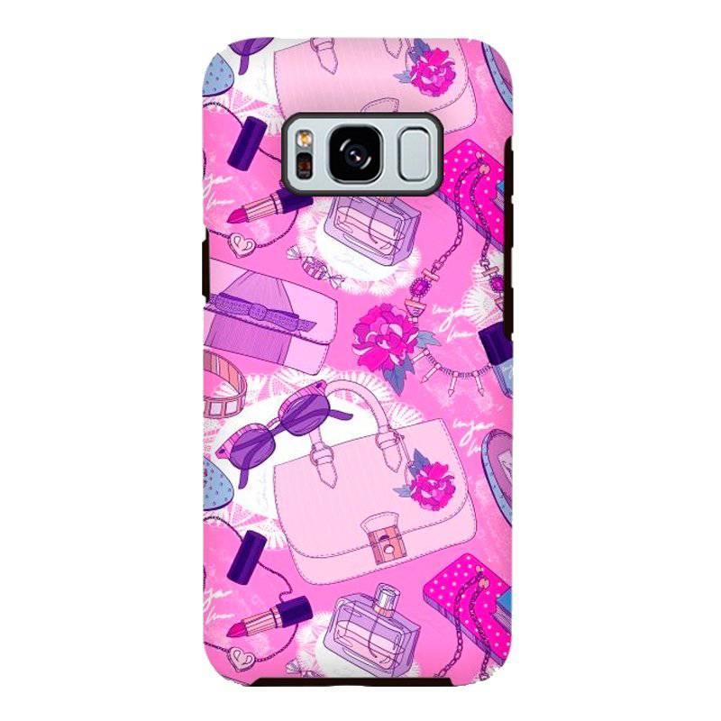 ARTSCASE - Estuche Para Samsung S8 Plus Girls Accessories