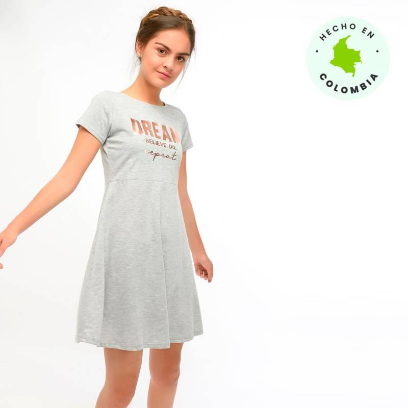 ELV - Vestido Juvenil Niña 8-16