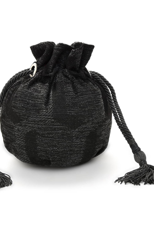 PALO CORAL - Bolso Pompeya negro