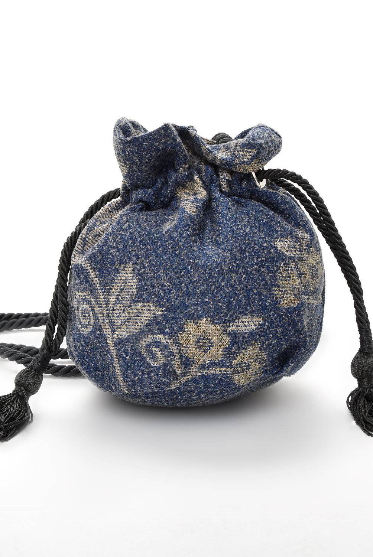 PALO CORAL - Bolso Pompeya azul