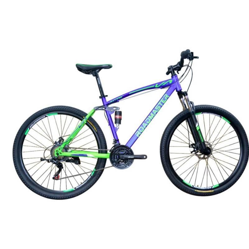 Road Master - Bicicleta de Montaña Road Master Jumper 27,5 Pulgadas